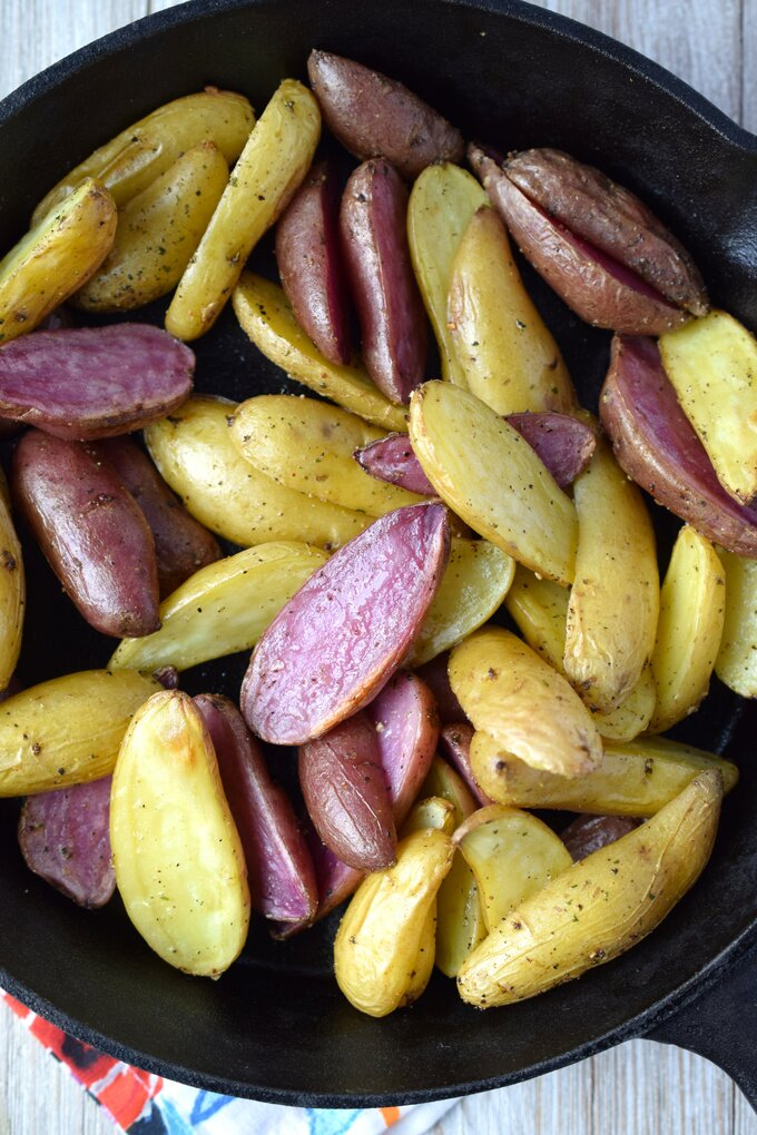 Fingerling Potato Recipe