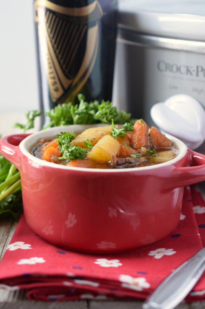 Irish Ale Beef Stew